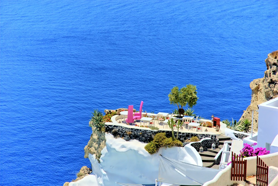 Santorini Ø – Rejseguide
